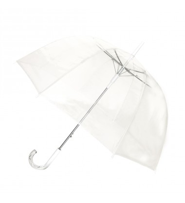 Smati parapluie long cloche transparent simple