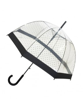 Parapluie long transparent...