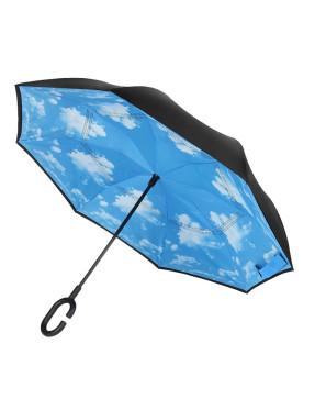 Parapluie inversé double...