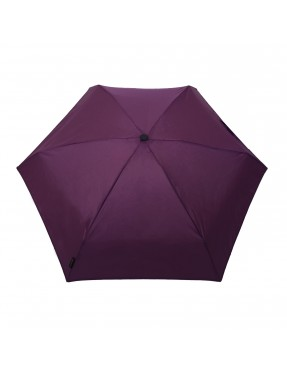 Smati mini parapluie automatique prune