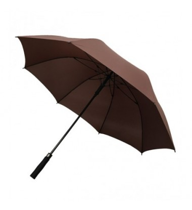 Smati parapluie de golf automaque marron