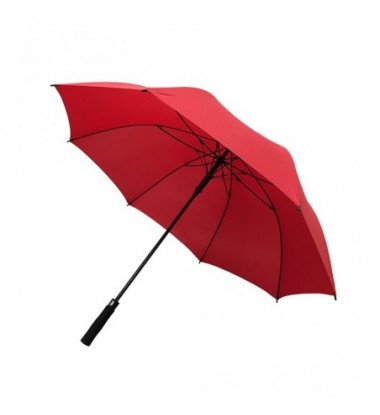 Smati grand parapluie golf extensible avec bordure rouge