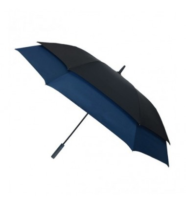Smati parapluie original double extension bleu