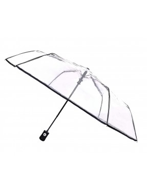 Smati parapluie transparent pliable automatique